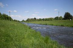along-dreisam-river-view-green-meadows-freiburg-germany-47369681
