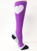 purple-compression-socks