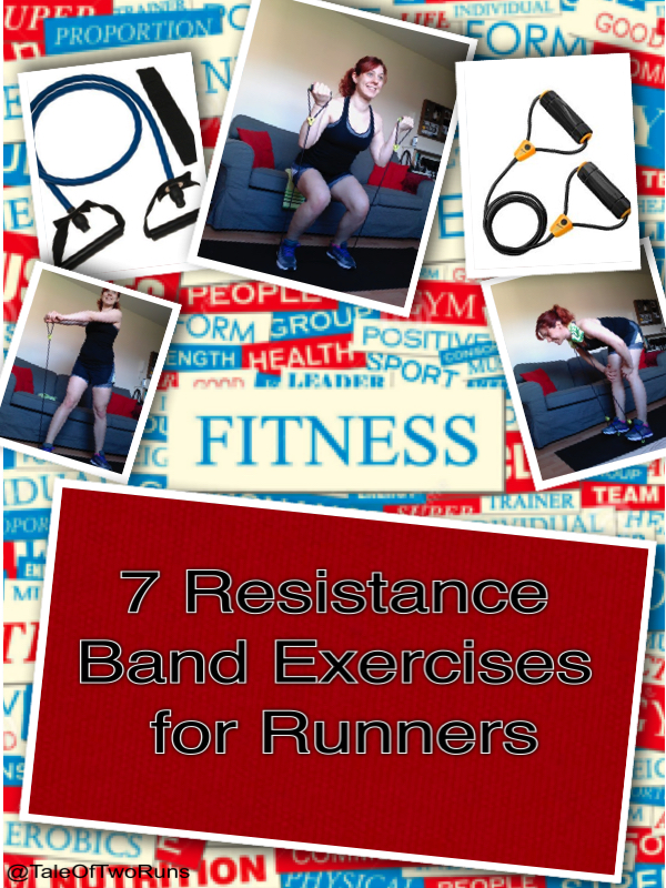 Cover resistance band exercises