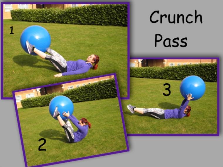 Crunch pass