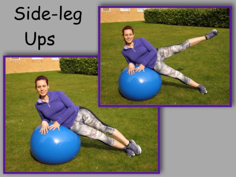Side leg ups